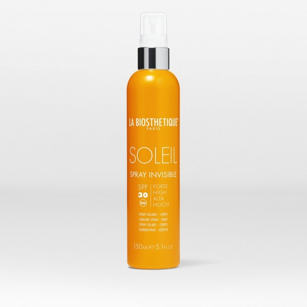 La Biosthetique Spray Invisible SPF 30 Soleil 150ml -