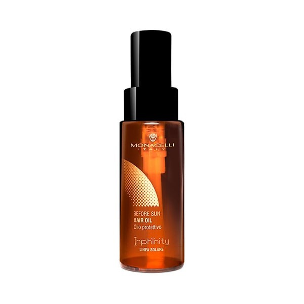 Monacelli Before Sun Hair Oil 50ml -