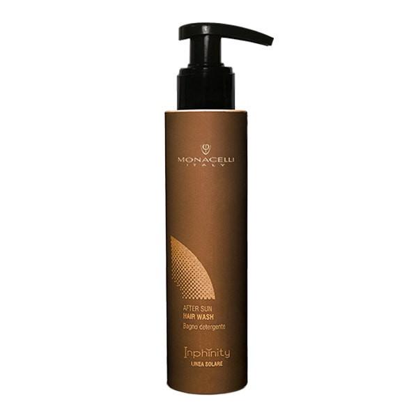 Monacelli After Sun Hair & Body Wash 200ml -