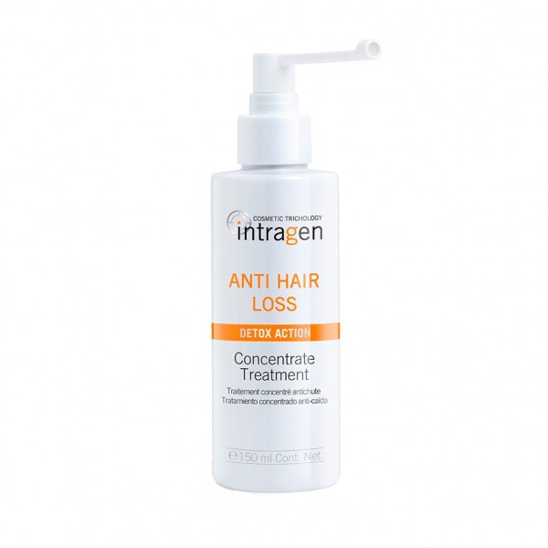 Intragen Cosmetic Trichology Anti Hair loss Concentrate Treatment 150ml -