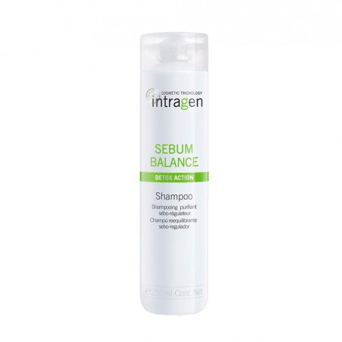 Intragen Cosmetic Trichology Sebum Balance Shampoo 250ml -