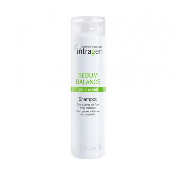 Intragen Cosmetic Trichology Sebum Balance Shampoo 250ml -