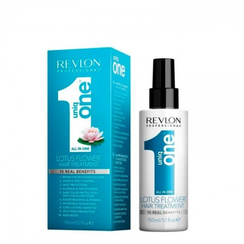 Revlon Professional UniqONE Lotus Flower Hair Treatment 150ml -