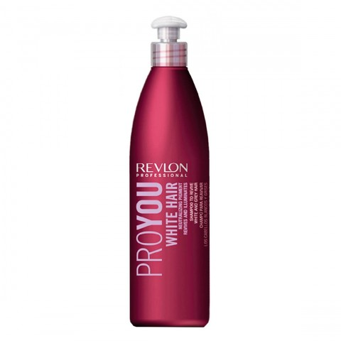 Revlon Professional Pro You White Hair Shampoo 350ml