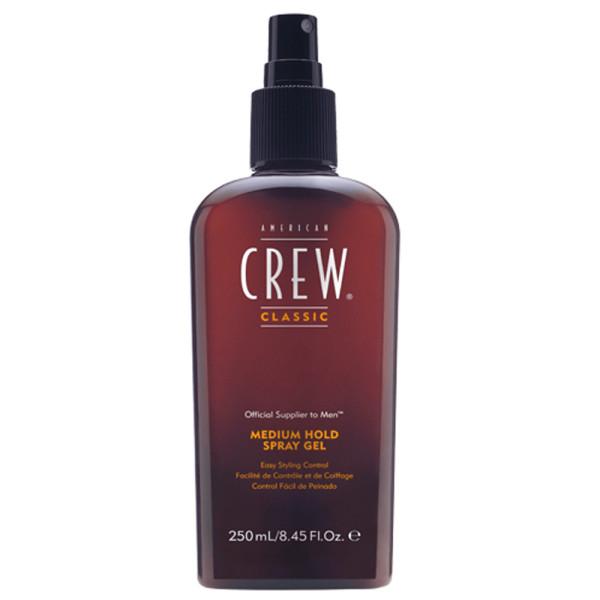 American Crew Medium Hold Spray Gel 250ml -