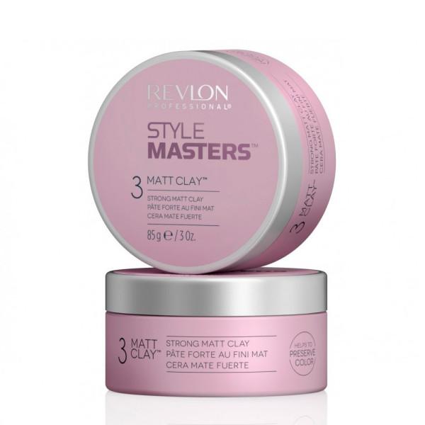Revlon Professional Style Masters Creator Matt Clay 85g -