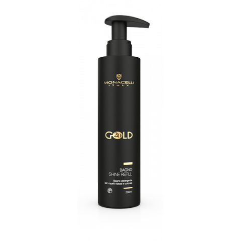 Monacelli Bagno Gold Shine Refill 200ml -