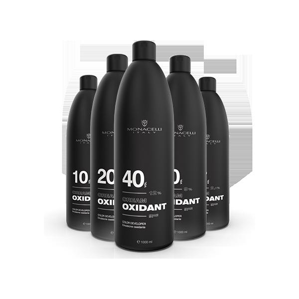 Monacelli Cream Oxidant 30 vol 1000ml -