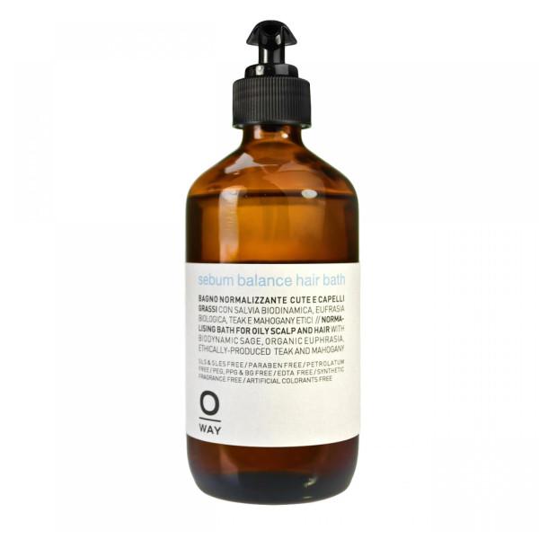 Oway Sebum Balance Hair Bath 240ml -
