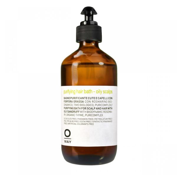Oway Purifying Hair Bath Oily Scalps 240ml -