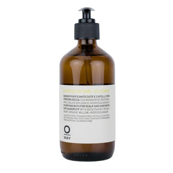 Oway Purifying Hair Bath Dry Scalps 240ml -