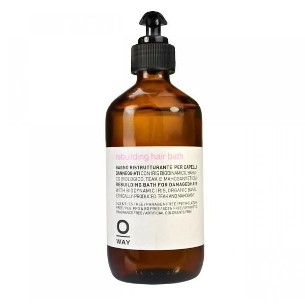 Oway Rebuilding Hair Bath 240ml -