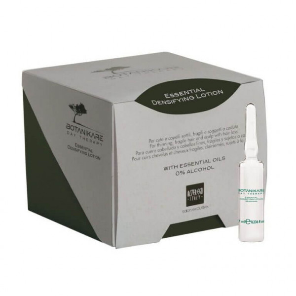 ALTER EGO ITALY Botanikare Day Therapy Essential Densifying Lotion 12x7ml -