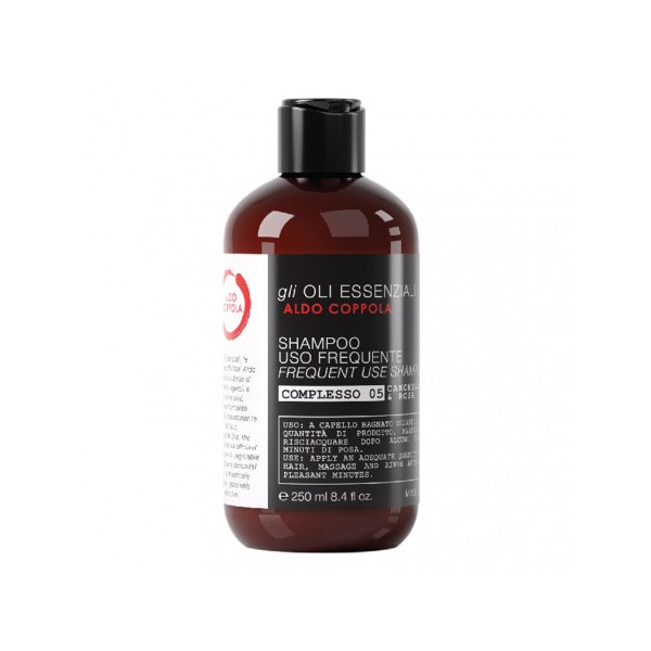 Aldo Coppola Shampoo Uso Frequente Oli Essenziali 250ml -
