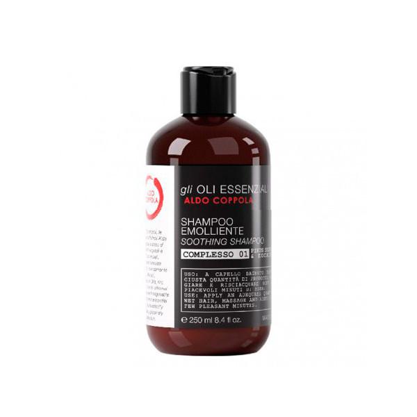 Aldo Coppola Shampoo Emolliente Oli Essenziali 250ml -