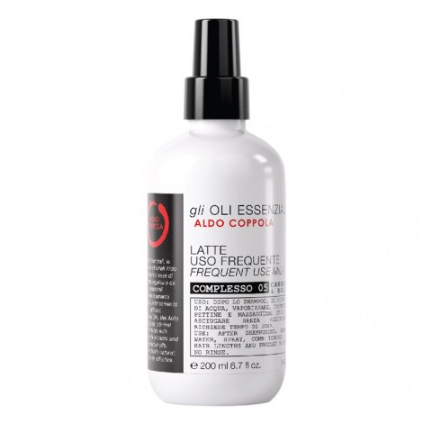 Aldo Coppola Latte Uso Frequente Oli Essenziali 200ml -