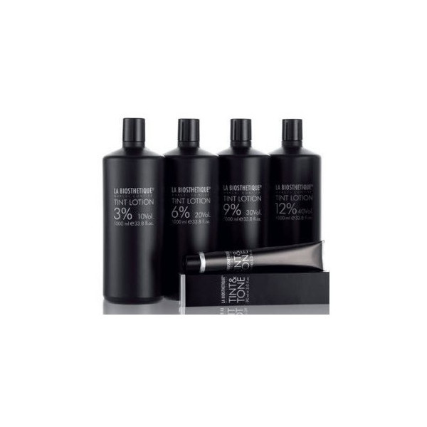 La Biosthetique Ossigeno Tint Lotion 3% - 10 vol - 1000ml -