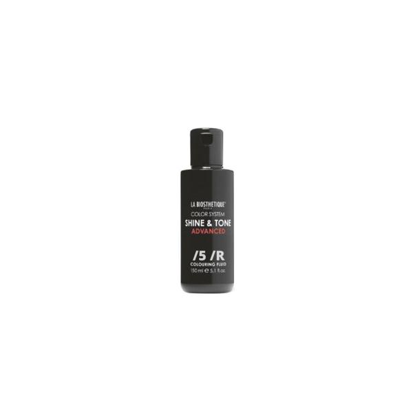 La Biosthetique Shine & Tone Advanced /5 /R (Rosso) 150ml -