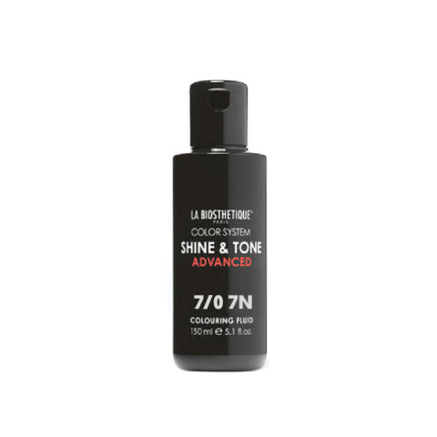 La Biosthetique Shine & Tone Advanced 7/0 7N 150ml -