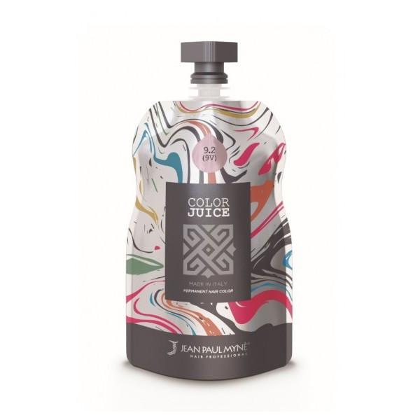 Jean Paul Mynè Color Juice 9.2 (9V) Biondo Chiarissimo Irisè 100ml -