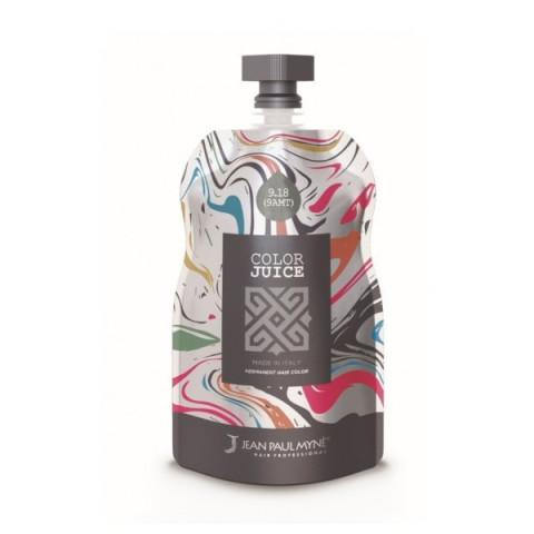 Jean Paul Mynè Color Juice 9.18 (9 AMT) Biondo Chiarissimo Cenere Mat 100ml -
