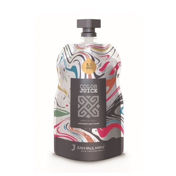 Jean Paul Mynè Color Juice 8.3 (8G) Biondo Chiaro Dorato 100ml -