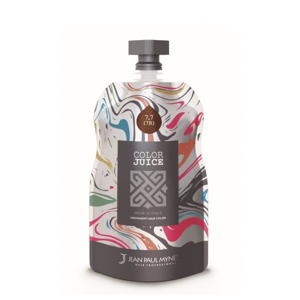 Jean Paul Mynè Color Juice 7.7 (7B) Biondo Beige 100ml -