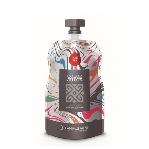 Jean Paul Mynè Color Juice 7.66 (7RR) Biondo Rosso Intenso 100ml -