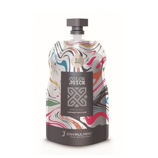 Jean Paul Mynè Color Juice 6.1 (6A) Biondo Scuro Cenere 100ml -