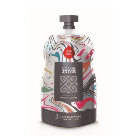 Jean Paul Mynè Color Juice 4.66 (4RR) Castano Naturale Rosso Intenso 100ml -