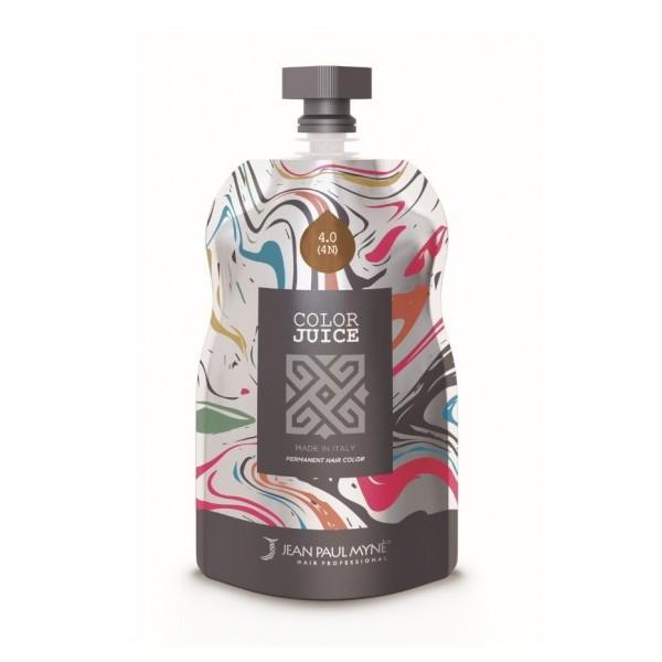 Jean Paul Mynè Color Juice 4.0 (4N) Castano Naturale 100ml -