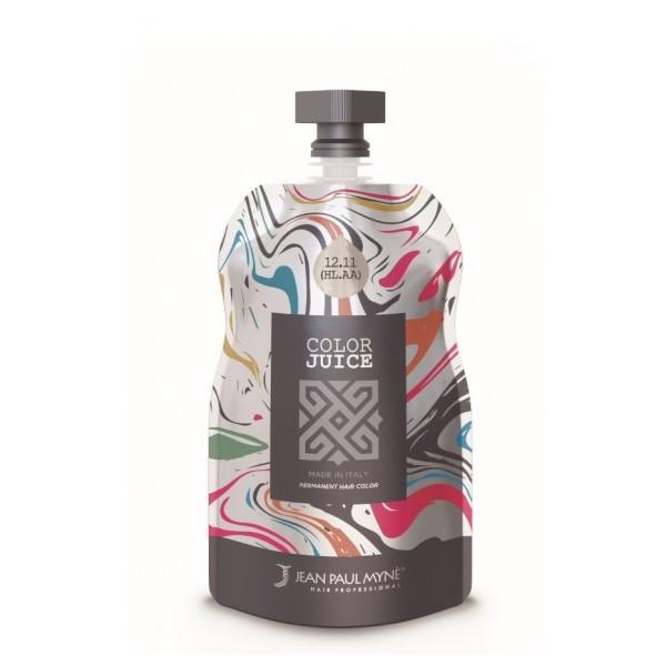 Jean Paul Mynè Color Juice 12.11 (HL.AA) SUPERSCHIARENTE CENERE INTENSO 100ml -