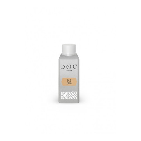 Jean Paul Mynè DOC Color 9.3 (9G) Biondo Chiarissimo Dorato 120ml -