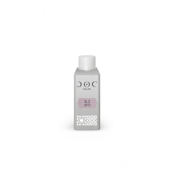 Jean Paul Mynè DOC Color 8.2 (8V) Biondo Chiaro Irisè 120ml -