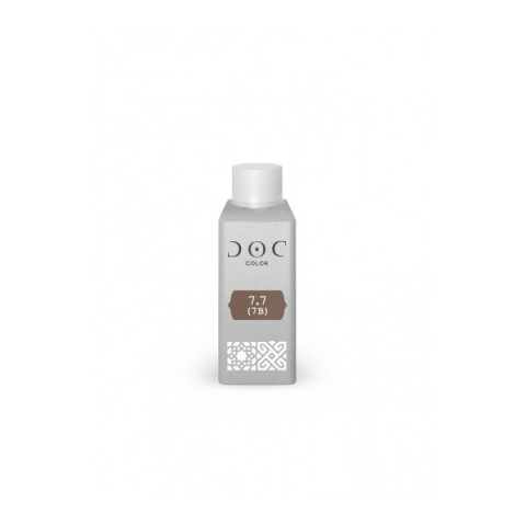 Jean Paul Mynè DOC Color 7.7 (7B) Biondo Beige 120ml -