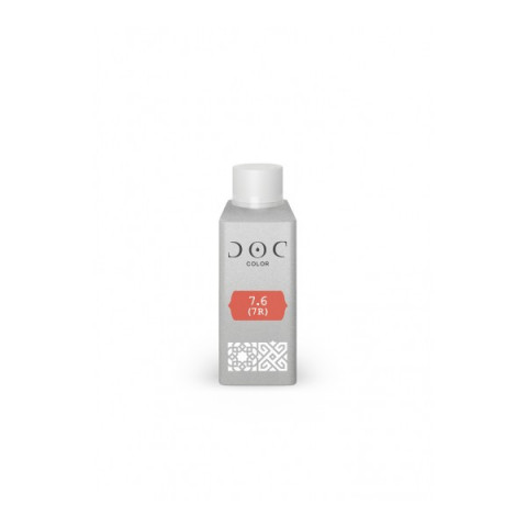 Jean Paul Mynè DOC Color 7.6 (7R) Biondo Rosso 120ml -