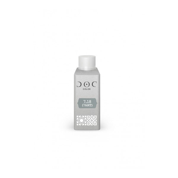 Jean Paul Mynè DOC Color 7.18 (7AMT) Biondo Cenere Mat 120ml -