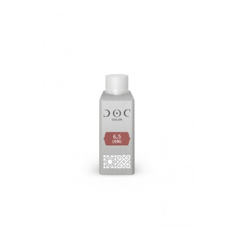 Jean Paul Mynè DOC Color 6.5 (6M) Biondo Scuro Mogano 120ml -