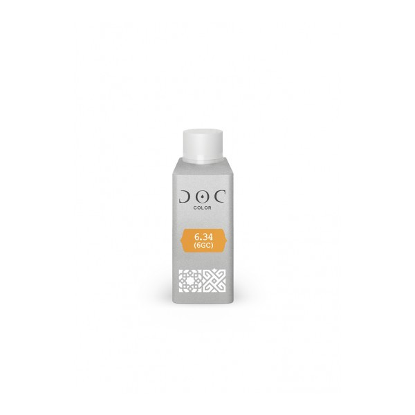 Jean Paul Mynè DOC Color 6.34 (6GC) Biondo Scuro Dorato Rame 120ml -