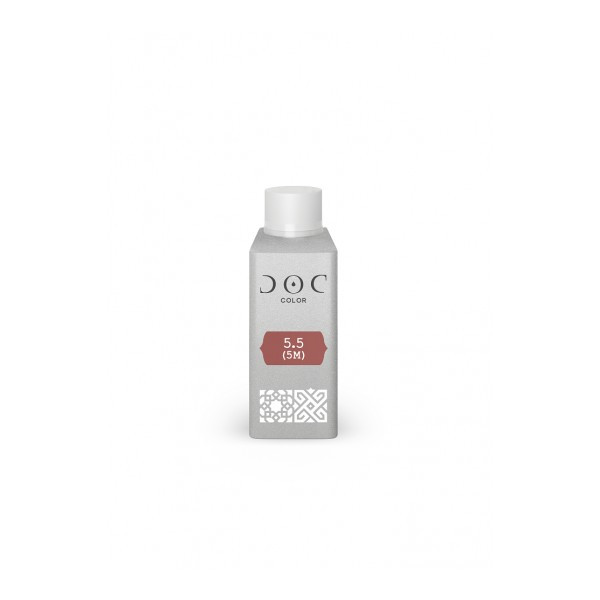 Jean Paul Mynè DOC Color 5.5 (5M) Castano Chiaro Mogano 120ml -