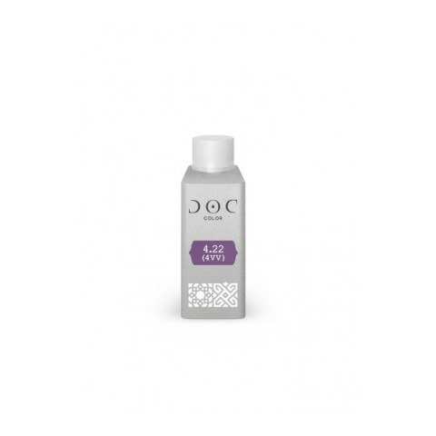 Jean Paul Mynè DOC Color 4.22 (4VV) Castano Naturale Viola Irisè 120ml -