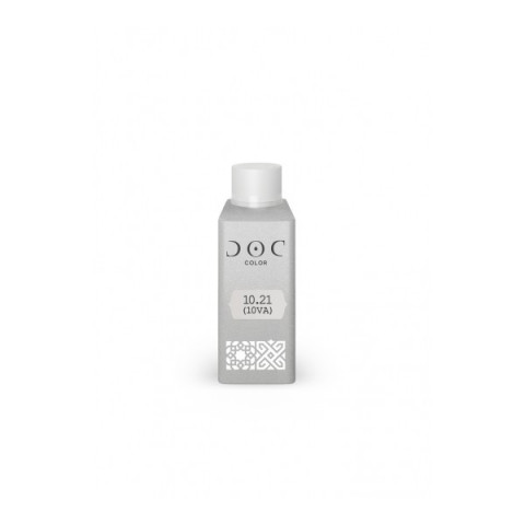 Jean Paul Mynè DOC Color 10.21 (10VA) Biondo Ultra Chiaro Irisè Cenere 120ml -