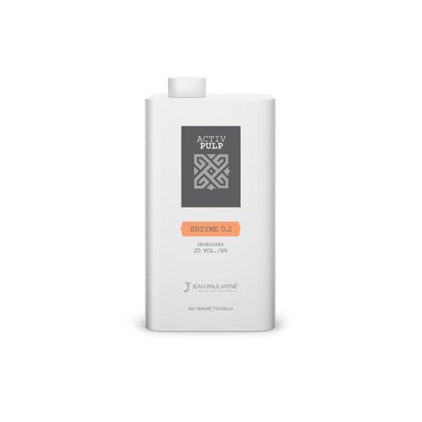 Jean Paul Mynè Ossigeno Color Juice Activ Pulp Enzyme 20 vol 1000ml -