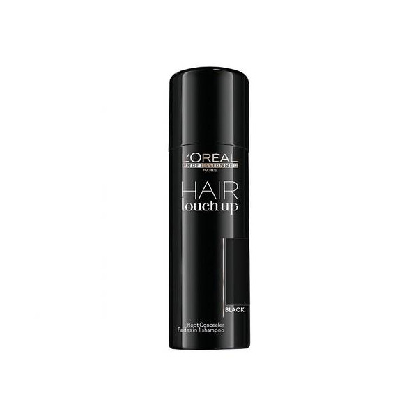 L'Oreal Hair Touch Up Black - Ritocco Radice Nero 75ml -