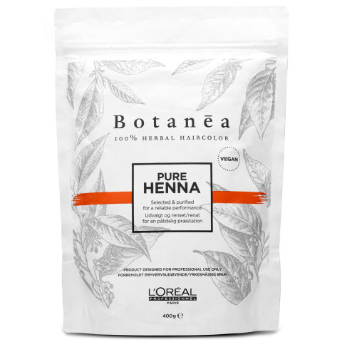 L'Oreal Hennè Botanea Pure Henna Rosso Ramato 400gr -