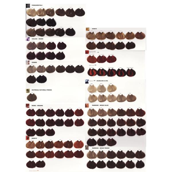 Cotril  Color 100 gr Fai da te : Come ottenere il colore di capelli perfetto  (Chiedici la nuances nella chat) -