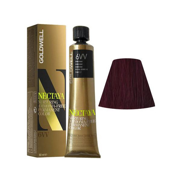 Goldwell Nectaya Cool Reds 6VV Violetto Acceso 60ml -