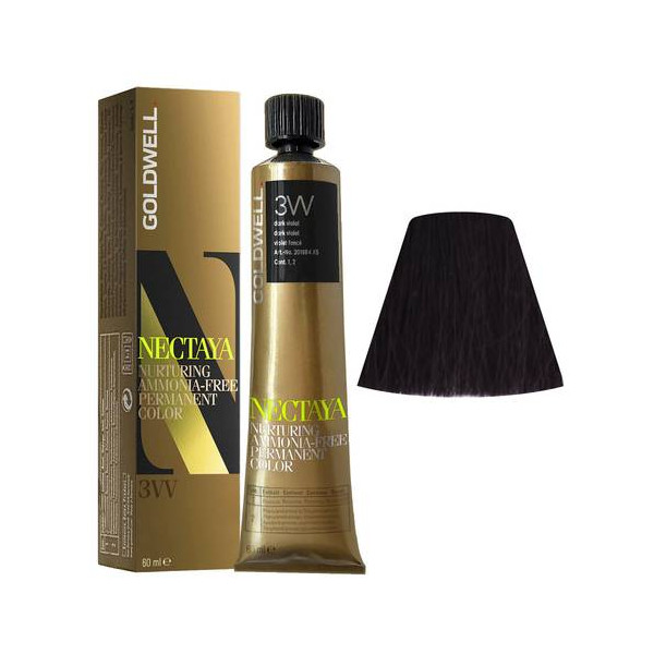 Goldwell Nectaya Cool Reds 3VV Violetto Scuro 60ml -