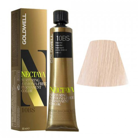Goldwell Nectaya Cool Blondes 10BS Beige Argento 60ml -