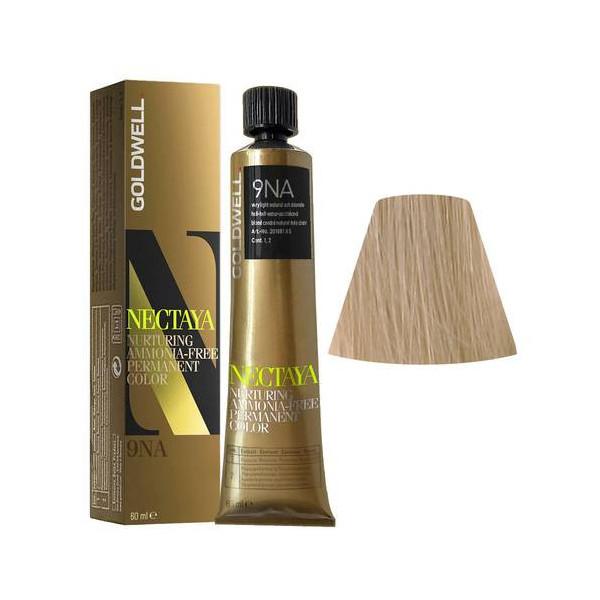 Goldwell Nectaya Cool Blondes 9NA Biondo Chiaro Cenere Naturale 60ml -